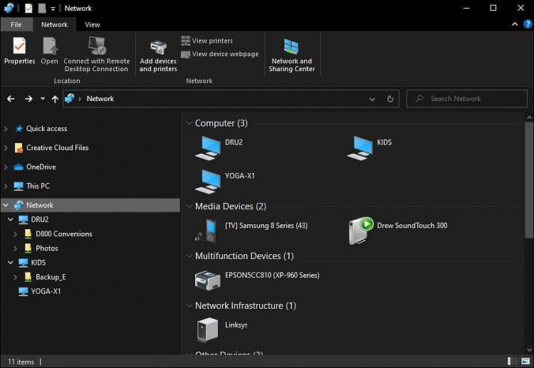 KB5001391 CU Windows 10 v2004 build 19041.964 and v20H2 19042.964-networked-pcs.jpg