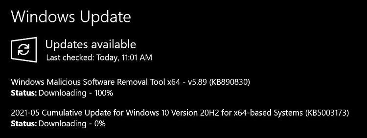 KB5003173 CU Windows 10 2004 19041.985, 20H2 19042.985, 21H1 19043.985-capture.jpg