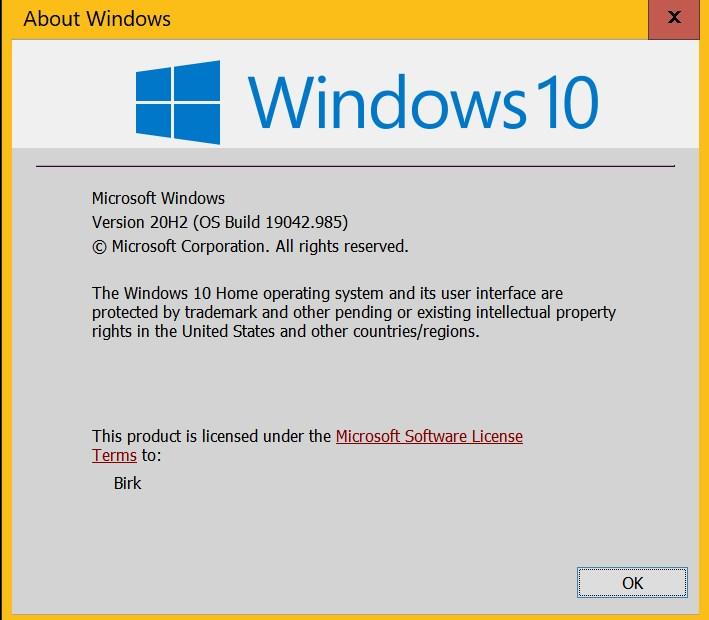 KB5003173 CU Windows 10 2004 19041.985, 20H2 19042.985, 21H1 19043.985-screenshot_01.jpg