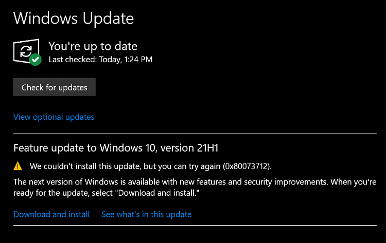 How to get the Windows 10 May 2021 Update version 21H1-2021-05-18_13h25_02.png