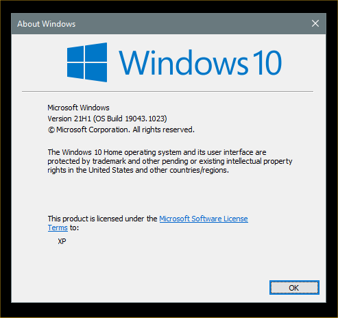 KB5003214 Windows 10 2004 19041.1023, 20H2 19042.1023, 21H1 19043.1023-image1.png