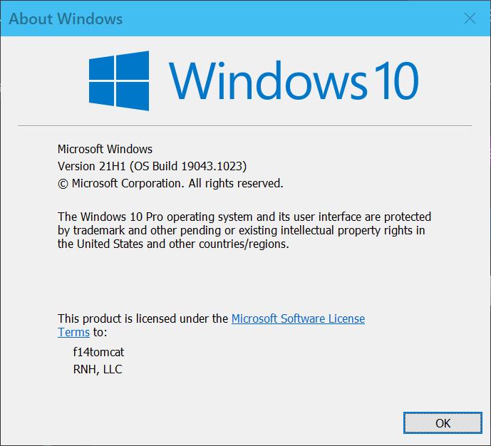 KB5003214 Windows 10 2004 19041.1023, 20H2 19042.1023, 21H1 19043.1023-image.png