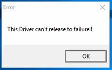Click image for larger version.  Name:W10 Driver error at Startup.jpg Views:76 Size:12.0 KB ID:33485