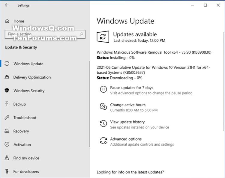 KB5003637 Windows 10 2004 19041.1052, 20H2 19042.1052, 21H1 19043.1052-kb5003637.jpg