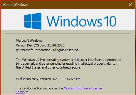 KB5004123 CU Windows 10 Insider Preview Dev Build 21390.2025 - June 14-insider-preview-21390.2025.png