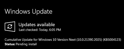 KB5004123 CU Windows 10 Insider Preview Dev Build 21390.2025 - June 14-capture.png