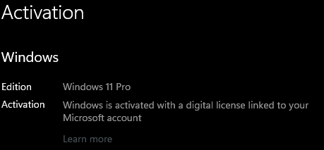 Windows 10 Home and Pro End of Support on October 14, 2025-windows-11-activated.png