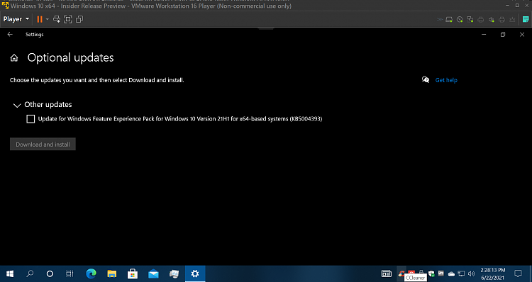 KB5004393 Windows Feature Experience Pack for Windows 10 - June 22-image.png