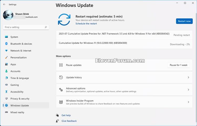 KB5004300 Windows 11 Insider Preview Beta and Dev Build 10.0.22000.100-kb5004342.jpg