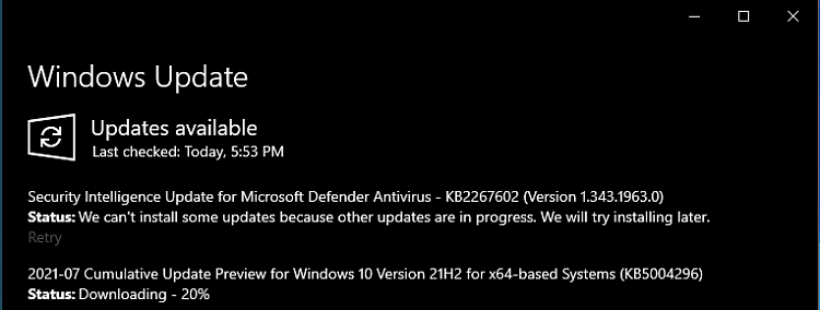 KB5004296 Windows 10 2004 19041.1151, 20H2 19042.1151, 21H1 19043.1151-image.png