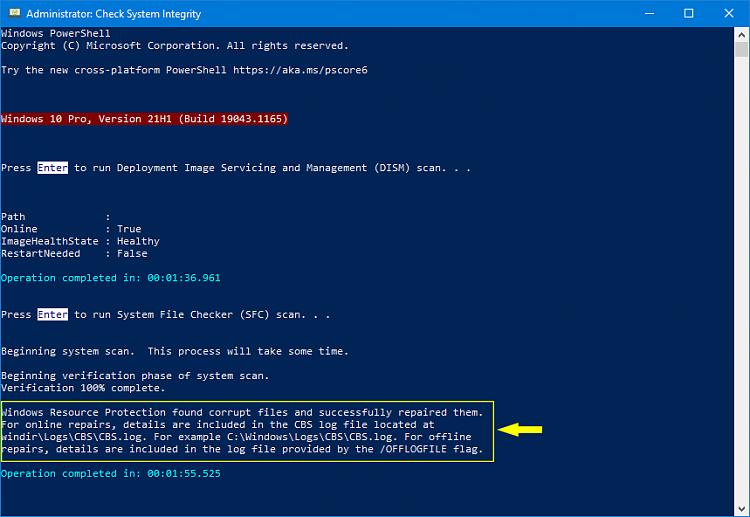 KB5005033 Windows 10 2004 19041.1165, 20H2 19042.1165, 21H1 19043.1165-19043.1165.png