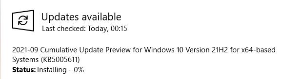 KB5005565 Windows 10 2004 19041.1237, 20H2 19042.1237, 21H1 19043.1237-image.png