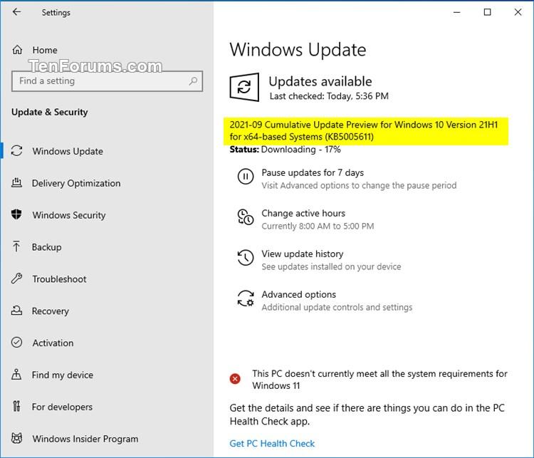 KB5005611 Windows 10 Insider RP 21H1 19043.1263 and 21H2 19044.1263-kb5005611.jpg