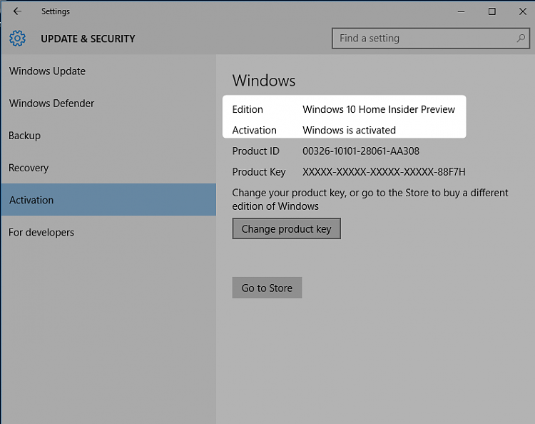 how to activate windows 10 with win 7 key