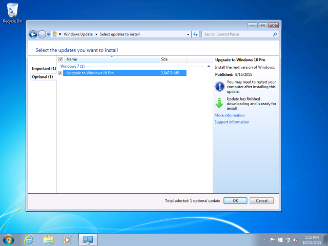 Microsoft Forces the Windows 10 Upgrade on Windows 7 PCs-optional-but-selected-default-640x480.png