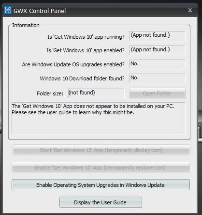 Click image for larger version.  Name:GWX Control Panel.jpg Views:84 Size:43.0 KB ID:44279
