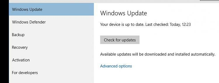 Announcing Windows 10 Insider Preview Build 10576 for PC-no-update.jpg