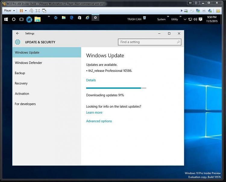 Click image for larger version.  Name:Windows 10 Insider VM Upgrade 10576 to 10586.jpg Views:3 Size:94.9 KB ID:46509