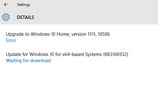 Windows 10 Update KB3106932 and KB3105210 - October 29-2.png