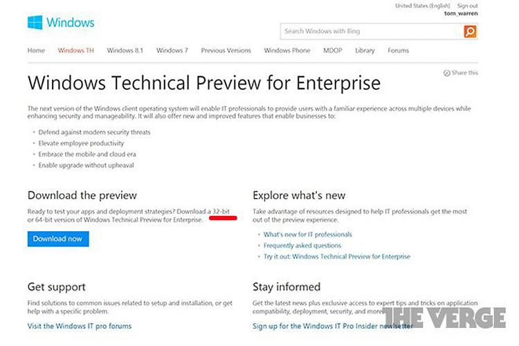 Technical Preview may be released sooner than we thought..-windowsth.0.jpg