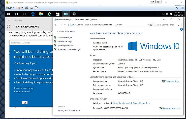 Click image for larger version.  Name:W10 VM Upgrade to Threshold 2 from 10586 Insider.jpg Views:5 Size:184.4 KB ID:66220