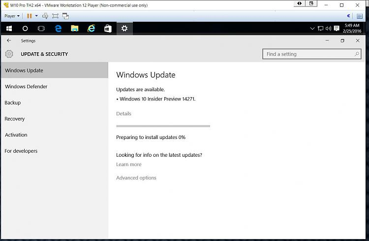 Click image for larger version.  Name:W10 VM Upgrade From Threshold 2 To 14271 Insider.jpg Views:5 Size:94.0 KB ID:66226