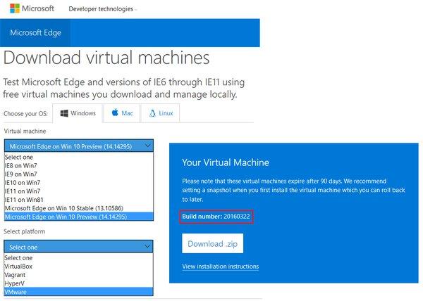 virtual machines free