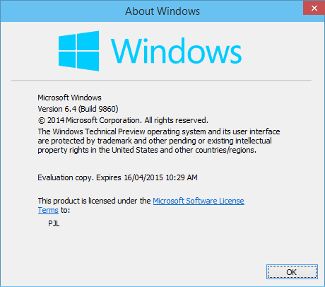 Windows 10 Build 9860 Now Available-winver.png
