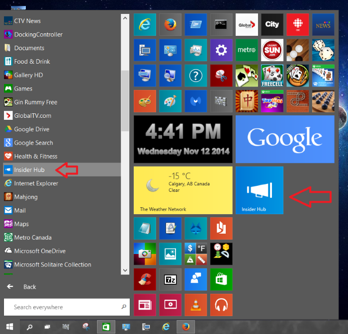 New Windows 10 Preview build 9879 available-insider-hub.png