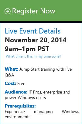 MVA: Windows 10 Technical Preview Fundamentals for IT Pros-mva01-info.png