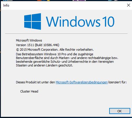 windows 10 pro version 1511 update download