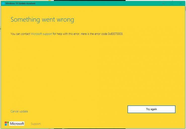 Click image for larger version.  Name:Update app error.JPG Views:5 Size:43.3 KB ID:94039