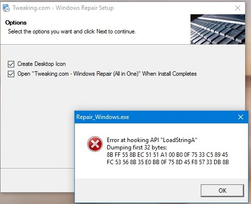 Windows attack can steal your logged-in username and password-tweaking.com-issue.jpg