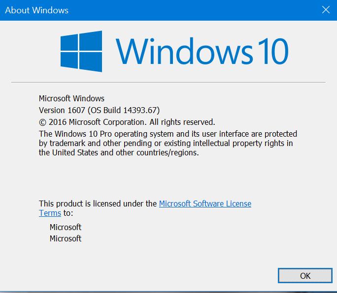 Cumulative Update KB3176931 for Windows 10 version 1607 build 14393.67-keep.png