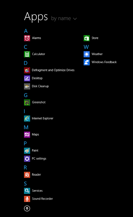 Windows 8.1 Start Screen vs. Windows 10 Start Menu-000004.png
