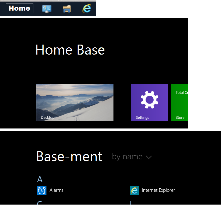Windows 8.1 Start Screen vs. Windows 10 Start Menu-000019.png