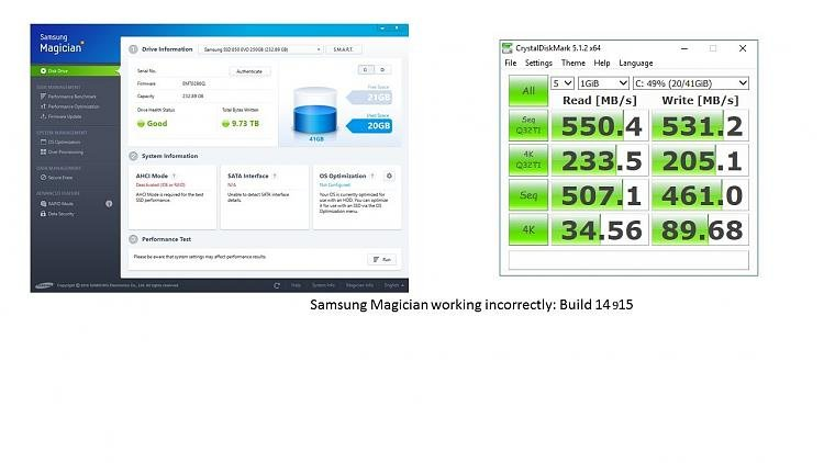 Click image for larger version.  Name:Samsung Magician working incorrectly.jpg Views:13 Size:145.0 KB ID:99481