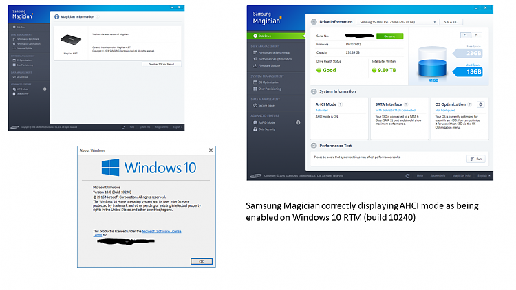 Click image for larger version.  Name:Samsung Magician - Working Correctly in 10240.png Views:7 Size:274.9 KB ID:99508