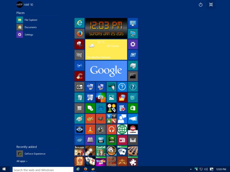 Discuss new Windows 10 build 9926-start-men-extended.png