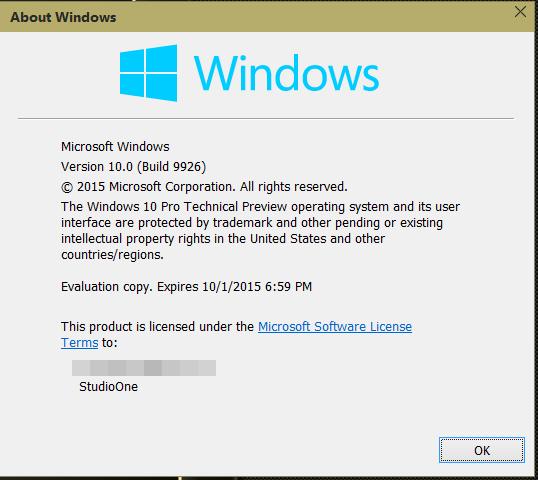 Windows Defender In Windows 10 Home