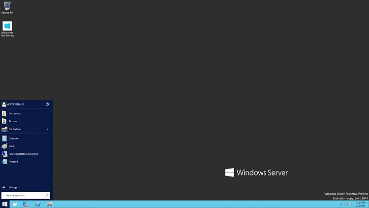 Click image for larger version.  Name:server 2015 preview desktop.png Views:1506 Size:66.3 KB ID:11865