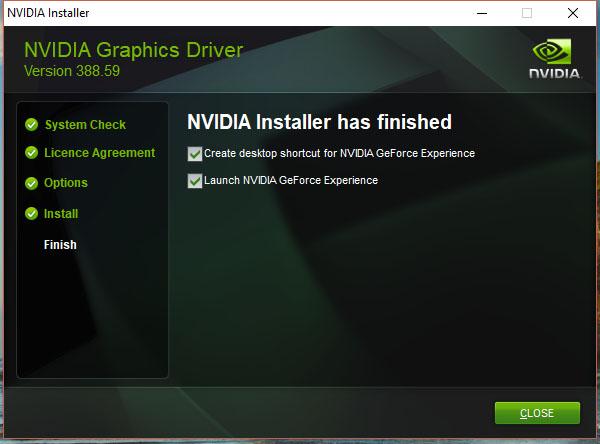 Nvidia driver Version 388.jpg