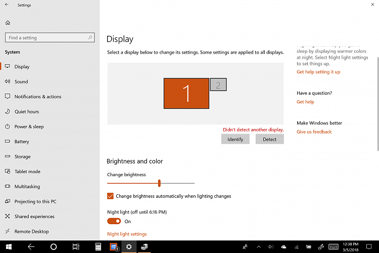 My Surface pro no longer displays to my monitor - Windows 10 Forums