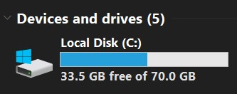 Latest Insider Build (18875) update has used massive amount of space.-after.jpg