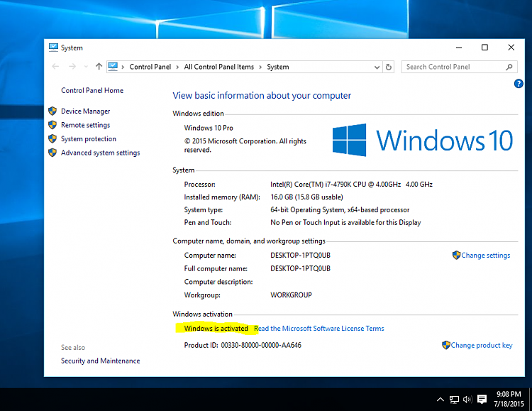 Download Windows 10 Insider ISO File-10240activated.png