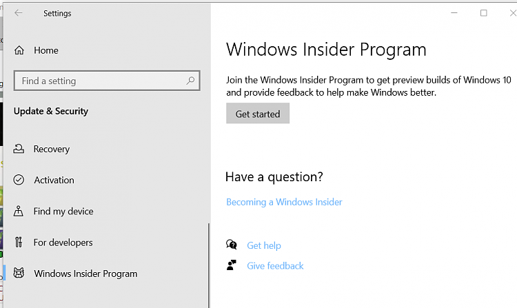 I Cannot Open Windows Insider Program-image.png