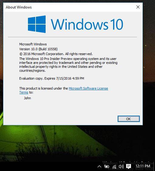 First Screen Shot - Insider Build 10558-10558.jpg