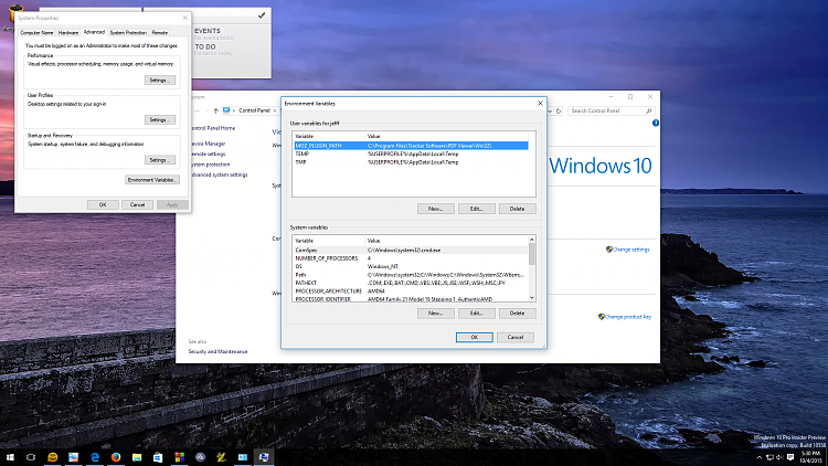 First Screen Shot - Insider Build 10558-untitled.png