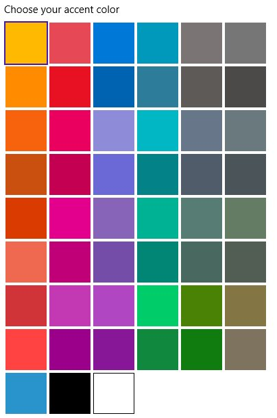 Click image for larger version.  Name:Color Bar - 10.0.14265.1000.rs1_release.160210-1700.png Views:76 Size:74.6 KB ID:63812