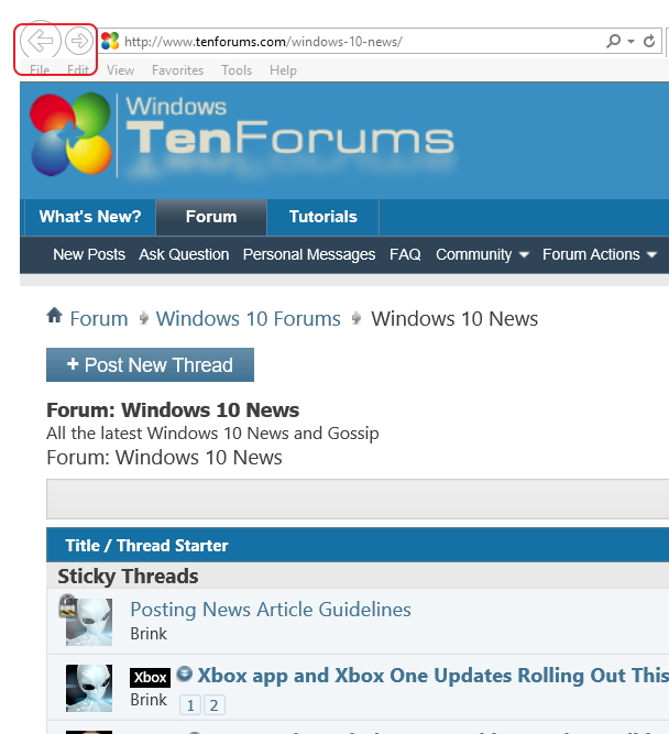 Click image for larger version.  Name:Arrows in sub-forums.jpg Views:1 Size:189.5 KB ID:67088